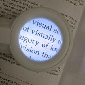 La basse vision